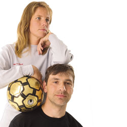 Långärmad T-shirt, Bomull/Polyester