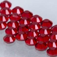 Hot-fix glittersten 3 mm - flera färger