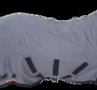 Karlslund Fleecefodrat regntäcke med halvhals