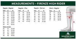 Mountain Horse Firenze High Rider 36 R/R