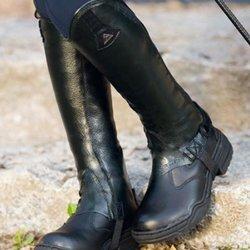 Shortchaps Xcellisor från Mountain Horse juniorstorlek