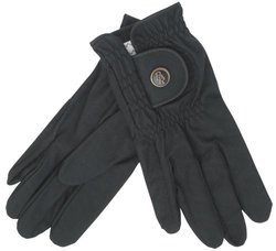 BR Handske med kardborreknäppning