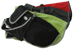Globus Softshelltäcke svart 35 cm