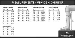 Mountain Horse Venice Highrider 41 R/R