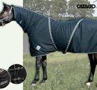 Catago fleecetäcke med hals