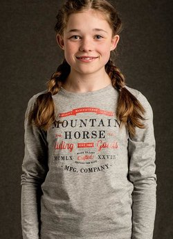 Mountain Horse Joyce LS T-shirt Junior