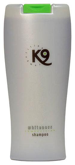 K9 Pigmentschampo - Whiteness