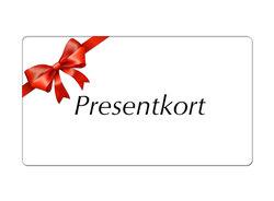 Presentkort 1200 kr