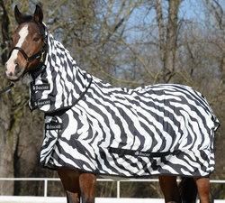 Bucas Sweet Itch Zebra
